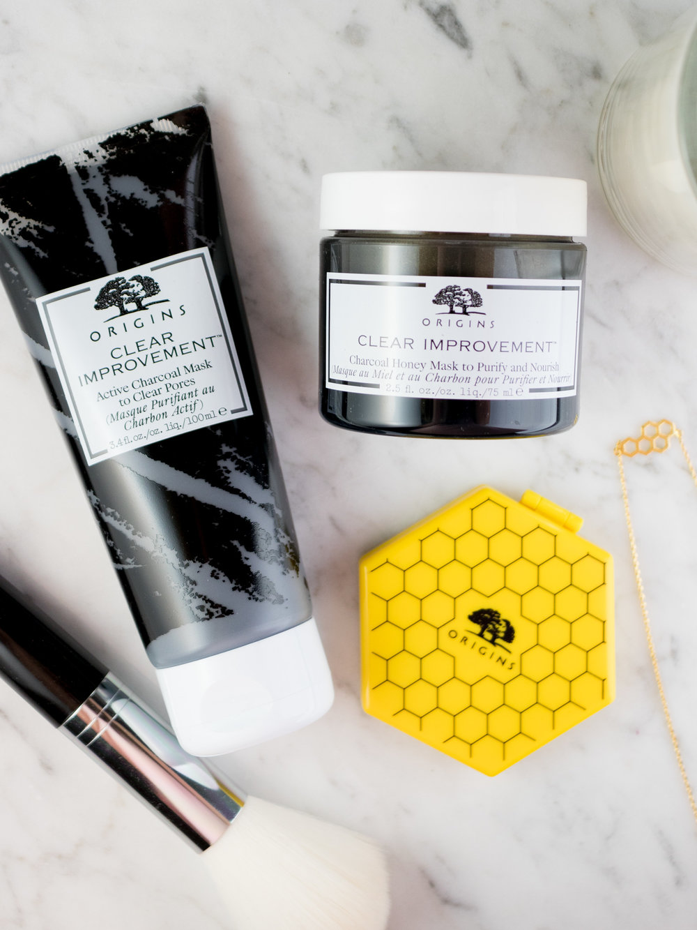 Origins Clear Improvement Charcoal Honey Mask