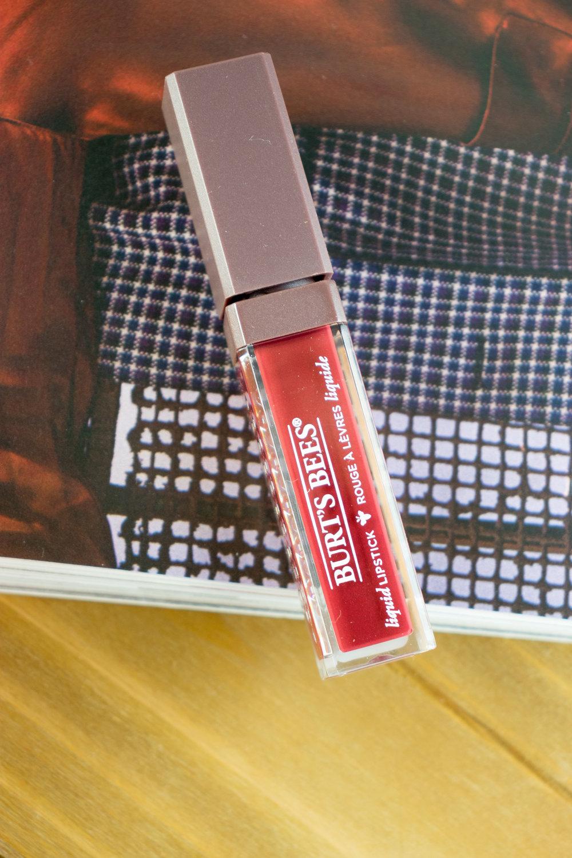 Burt's Bees Liquid Lipsticks