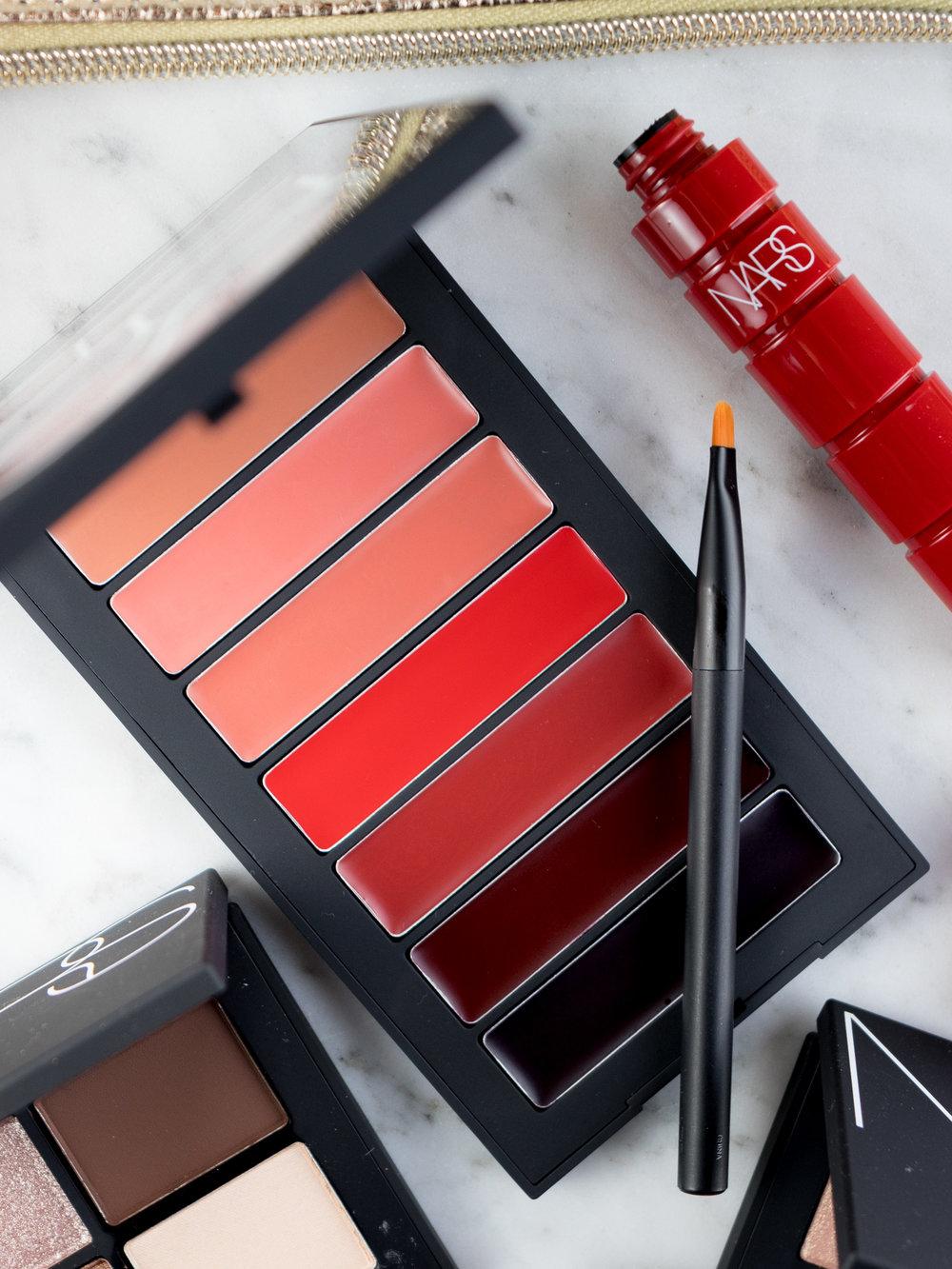 NARS 7 Deadly Sins Audacious Lipstick Palette