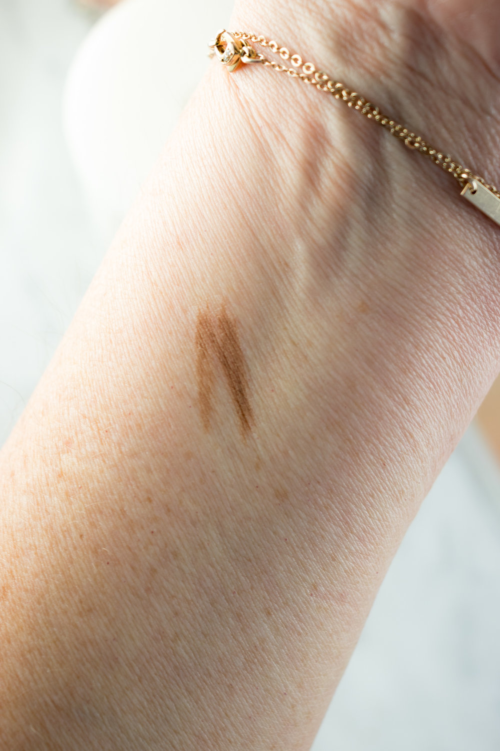 NARS Brow Perfector Swatch