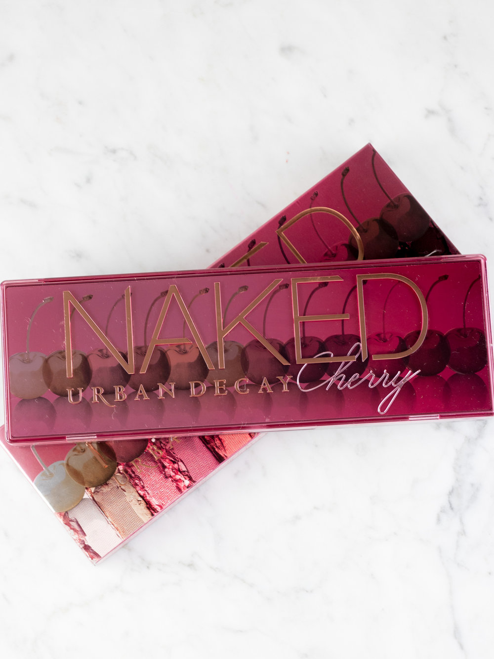 Urban Decay NAKED Cherry Palette Closed