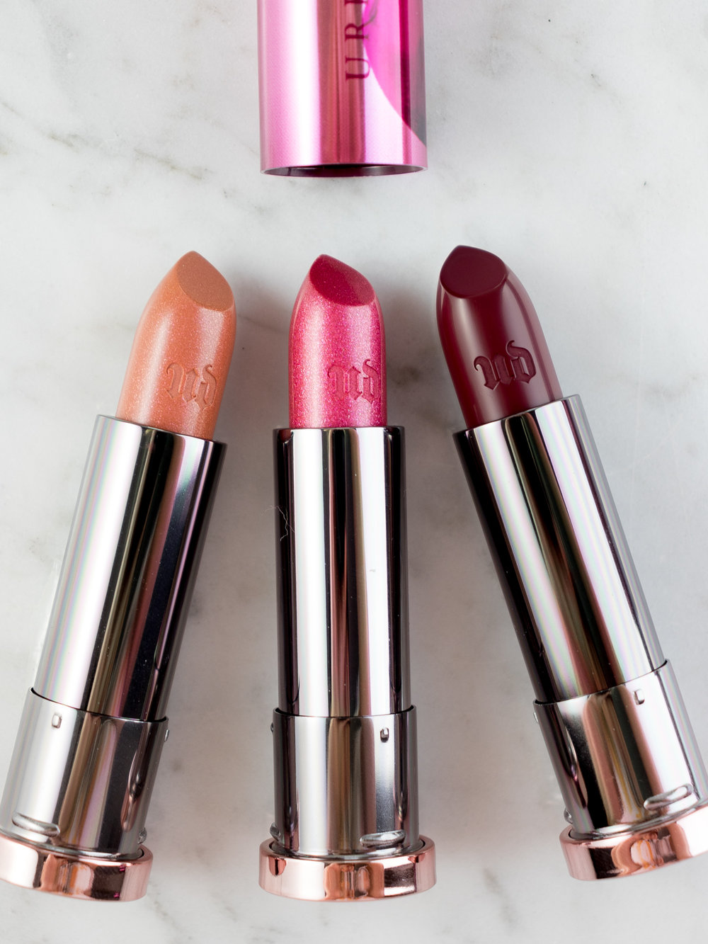Urban Decay NAKED Cherry Lipsticks