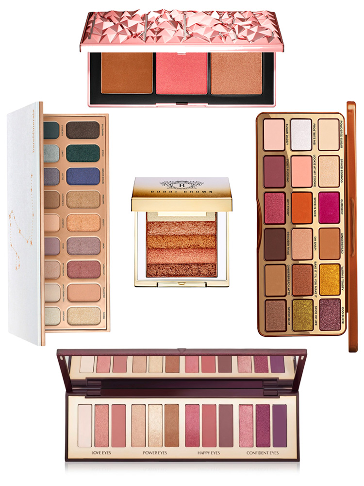 5 Holiday Palettes to Add to Your Wish List NOW