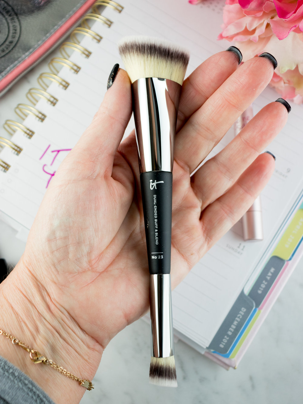 IT Cosmetics Holiday TSV Preview: Heavenly Luxe Brush No. 23
