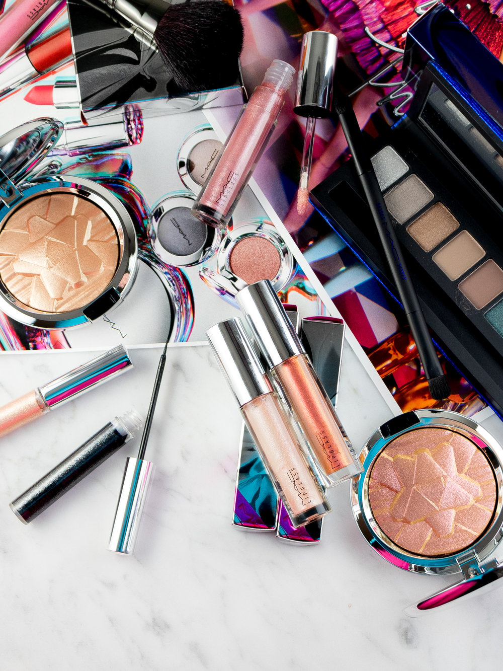 MAC Shiny Pretty Things Holiday Makeup Collection