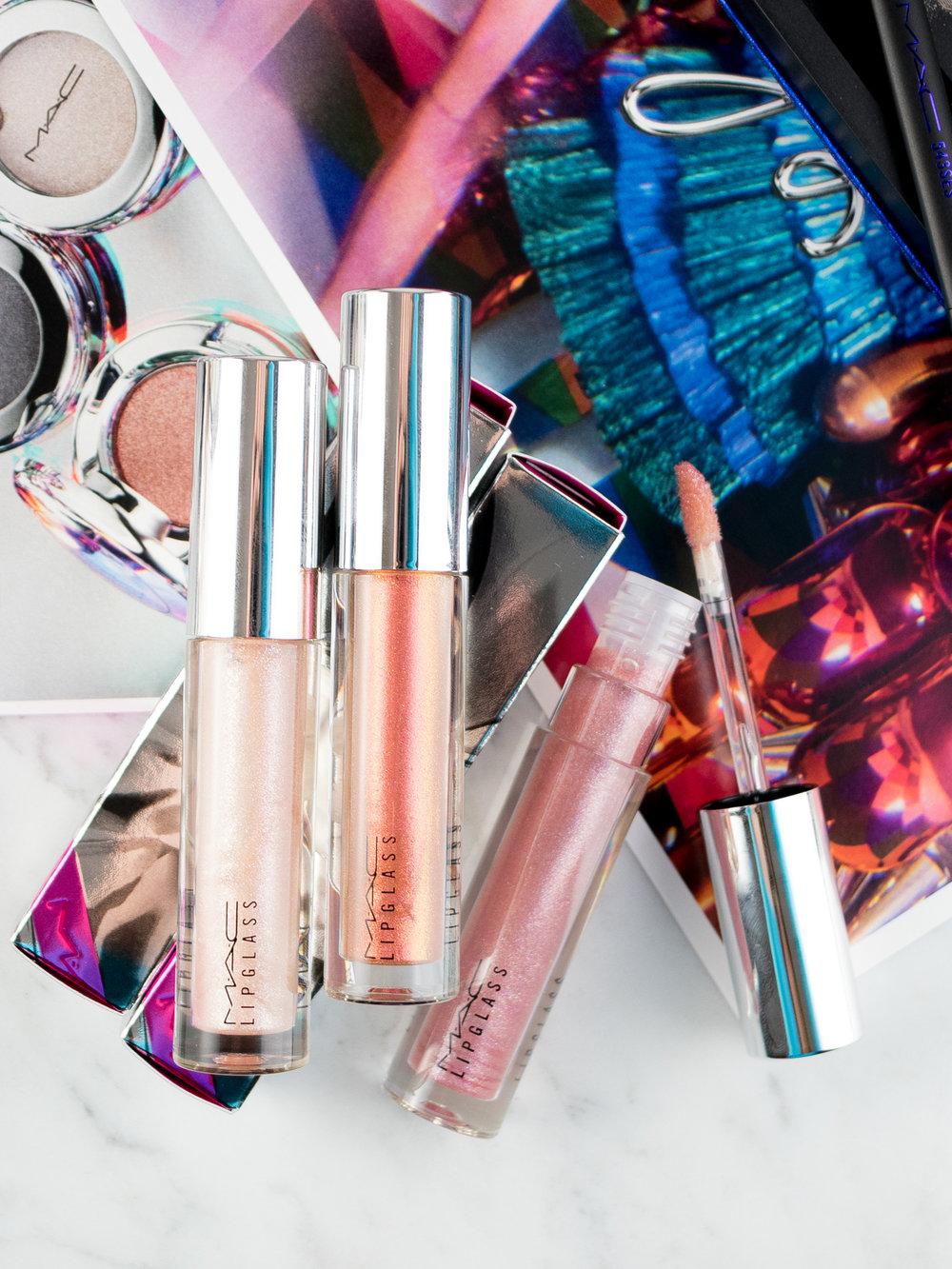 MAC Shiny Pretty Things Lipglass