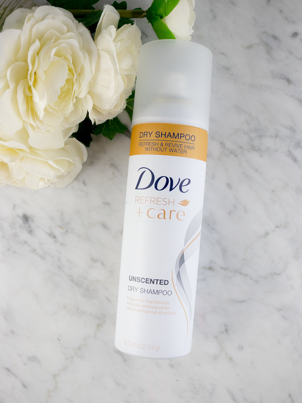 Dove Refresh + Care Dry Shampoo