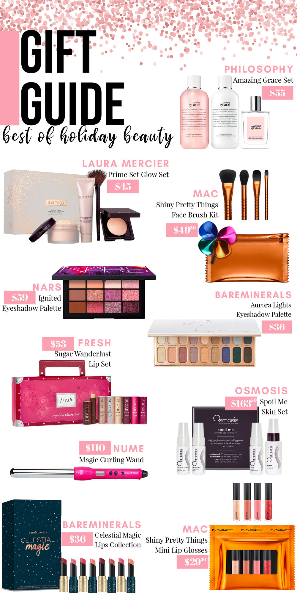 Holiday Gift Guide: Best of Holiday Beauty