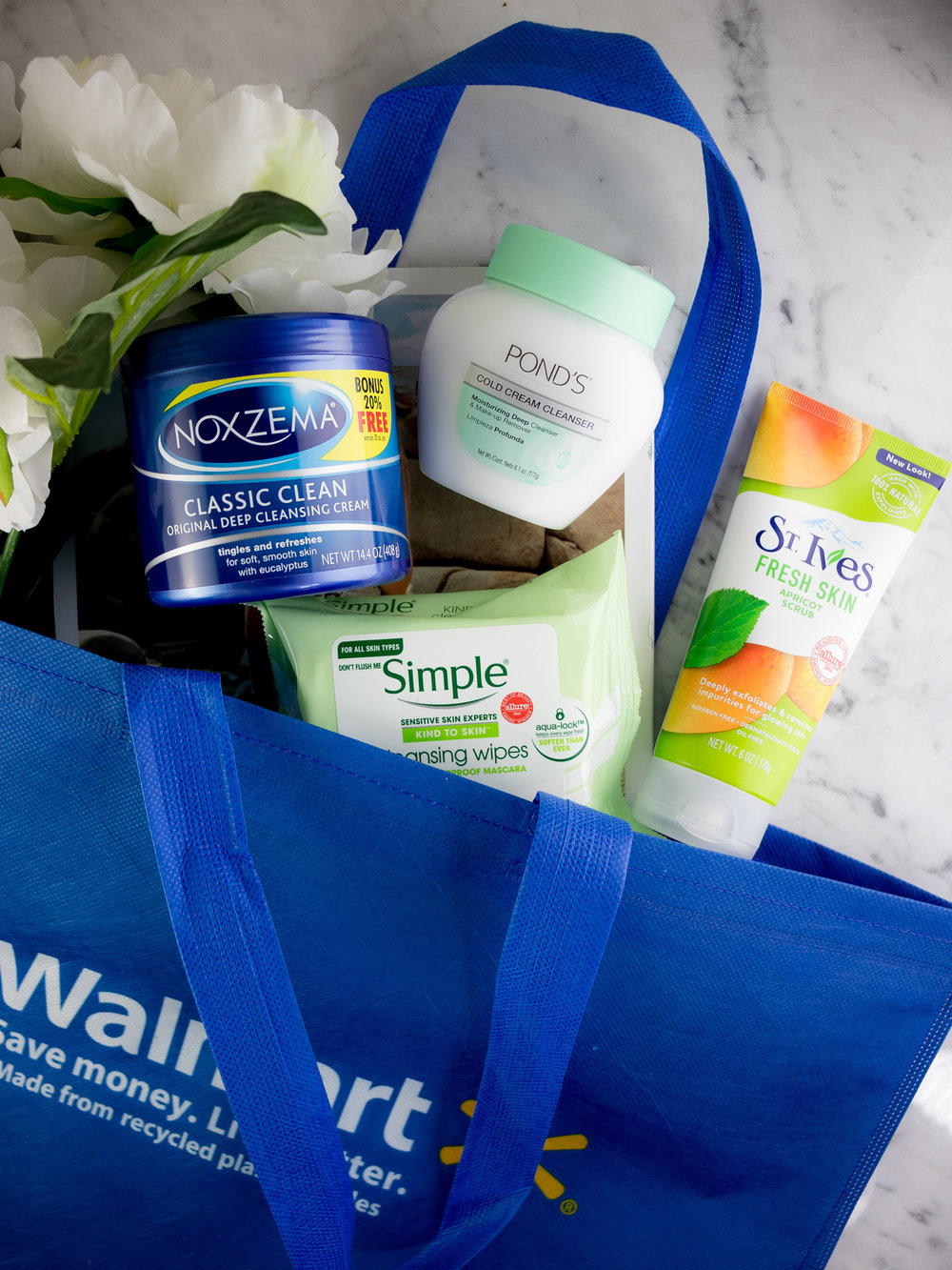 Favorite Skin Care Products from Walmart