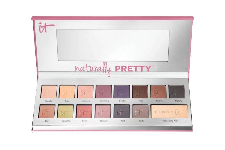 IT Cosmetics Naturally Pretty Romantics Eyeshadow Palette