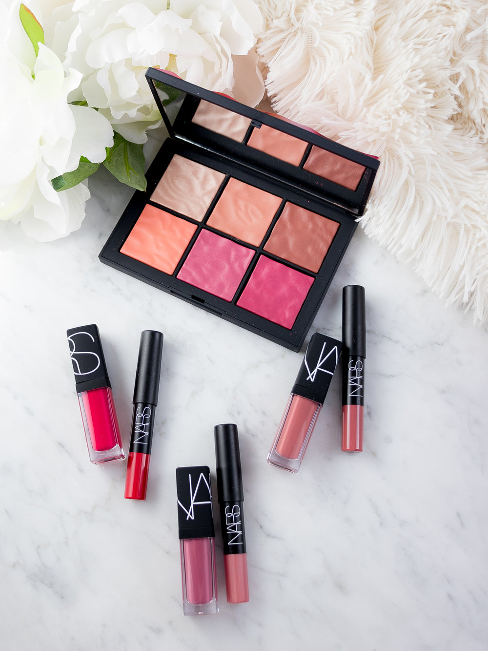 NARS Exposed Collection