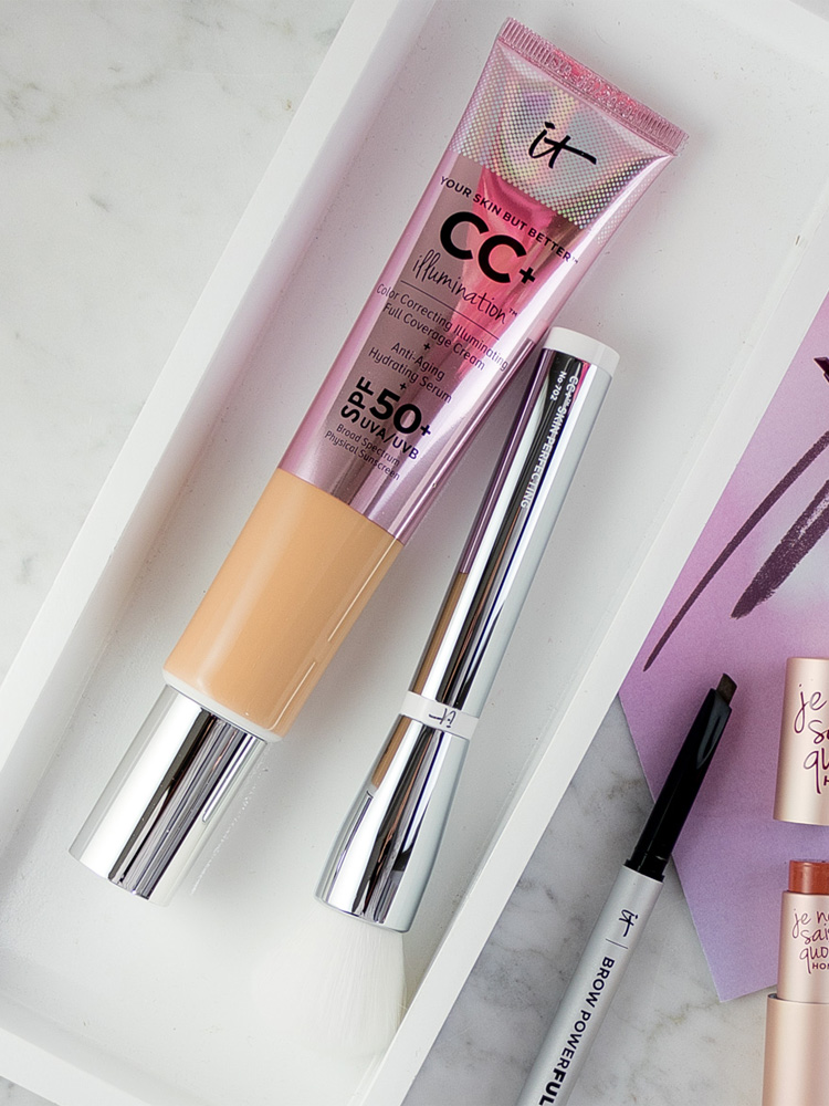 IT's All About You! Your Customer Favorites Collection: CC+ Cream Illumination