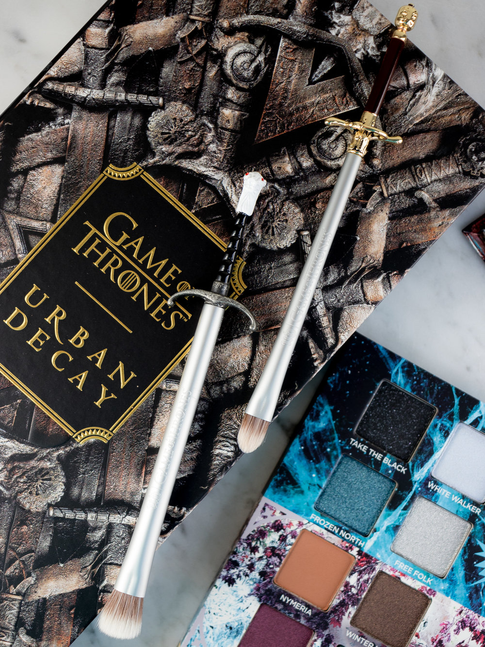Urban Decay x Game of Thrones Makeup Collection
