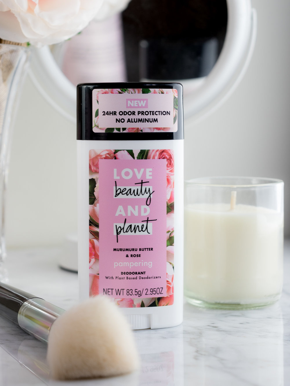 Love Beauty and Planet Deodorant