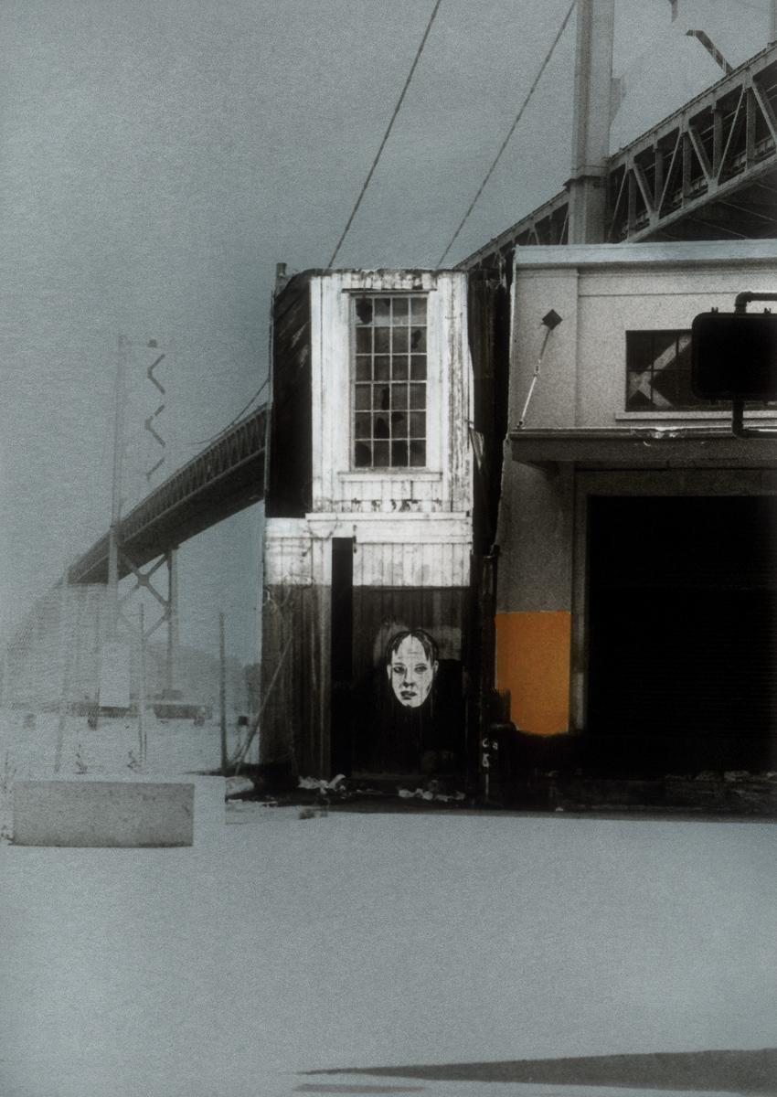 """STREET ART"" Embarcadero"