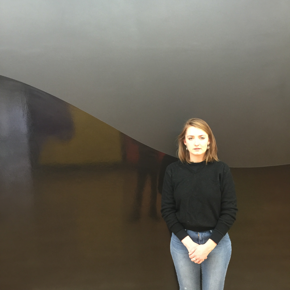 Me posing it up at the Sol Lewitt exhibition at Mass MOCA.