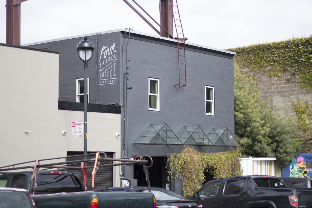 Four Barrel Coffee - Portola | SF | CA