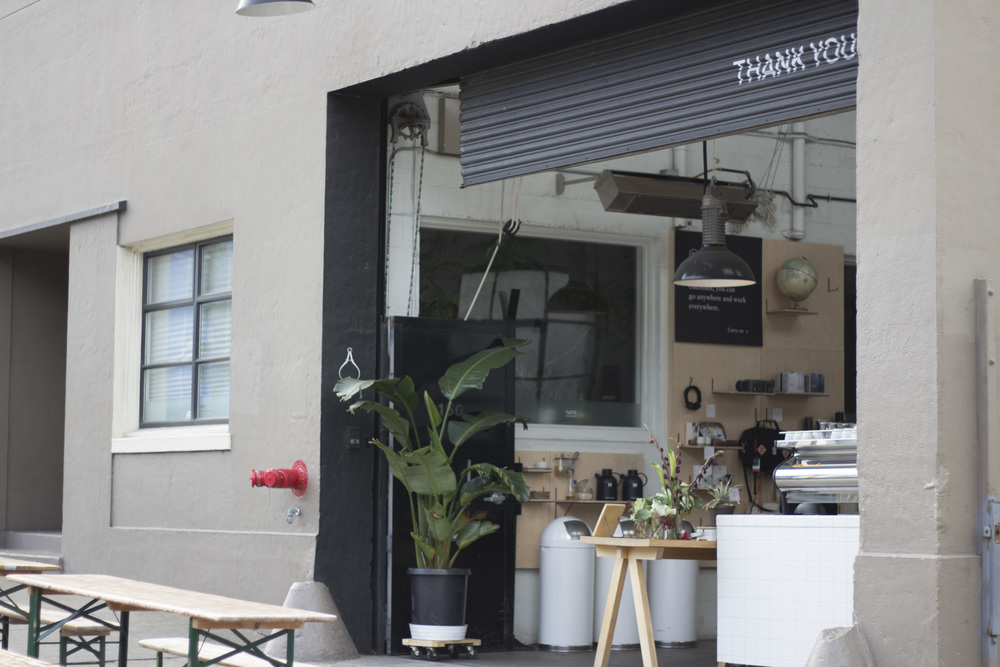 Front Cafe - Potrero Hill | SF | CA