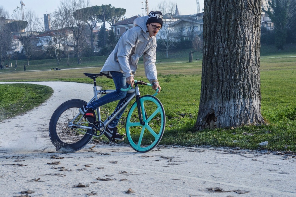 Luca Botte - Cyclist