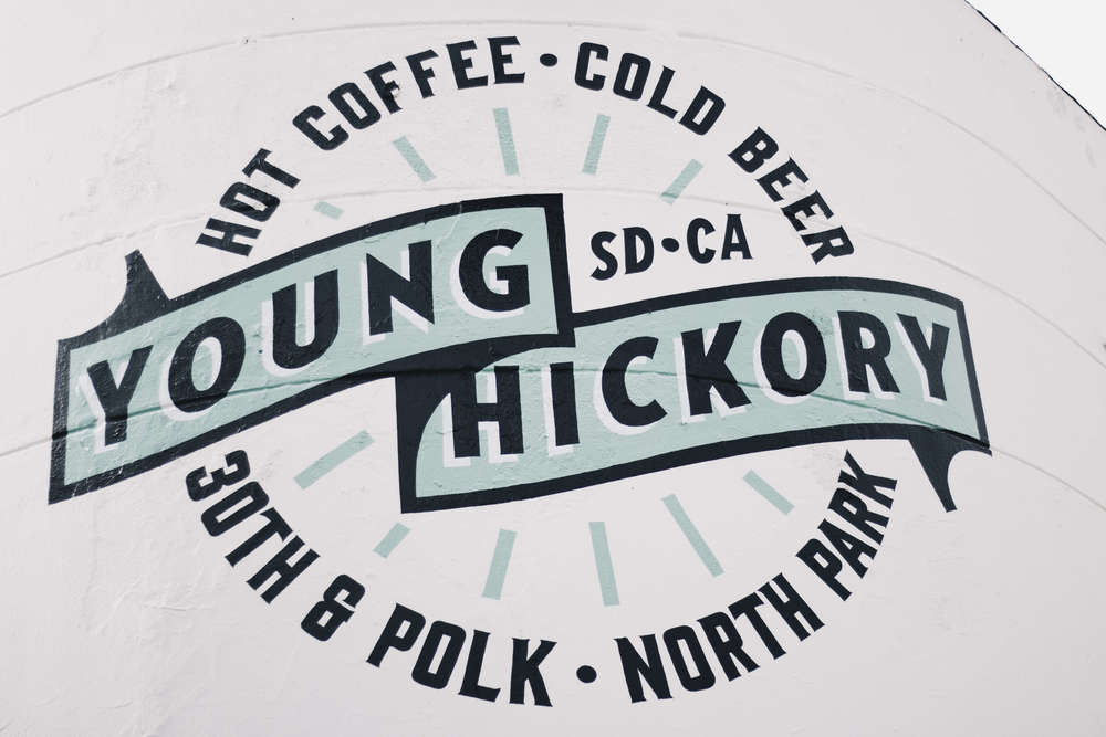 Young Hickory Coffee Shop San Diego