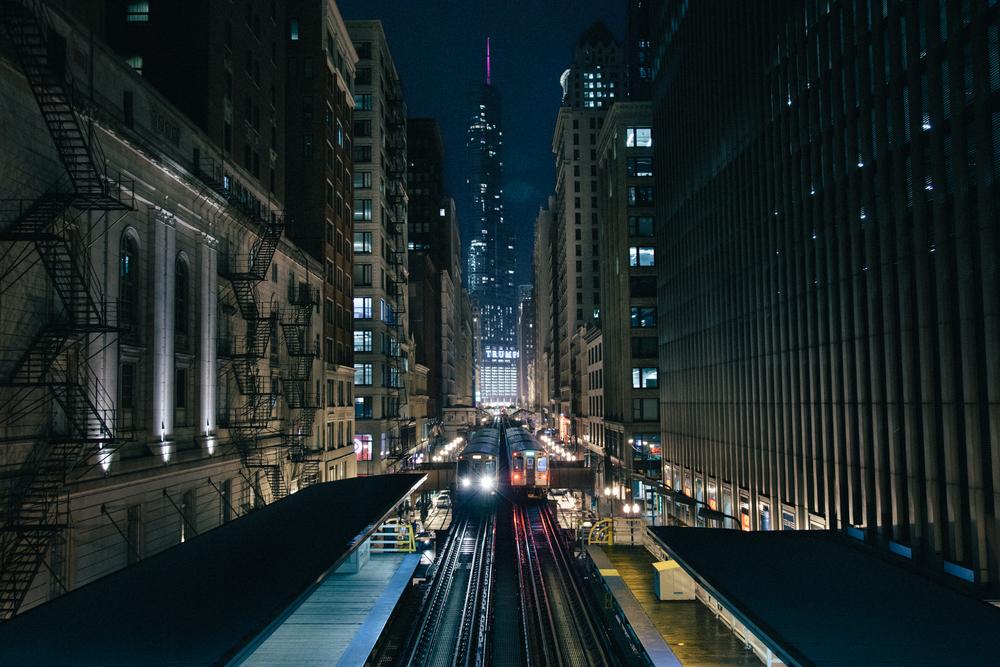 urban city landscape