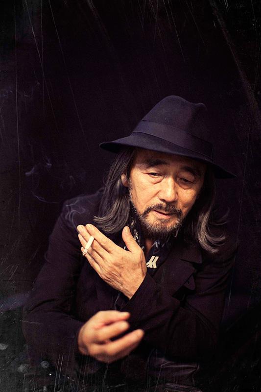 portrait of yohji yamamoto