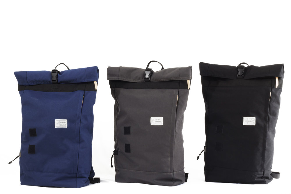 Choose Your Bag - Free patches + 35% off.