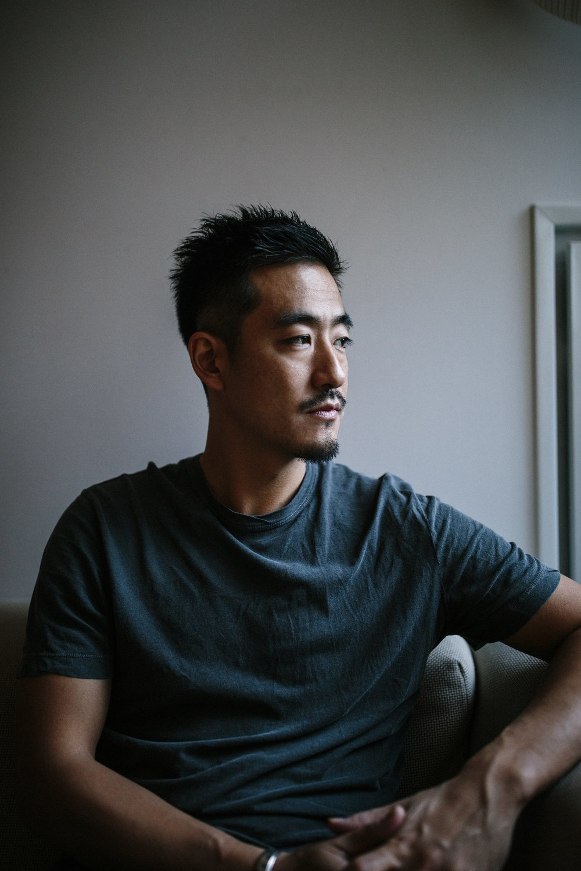 portrait of akira yamada the photographer