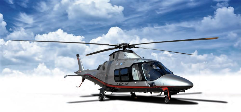 Agusta 109S Grand Exterior