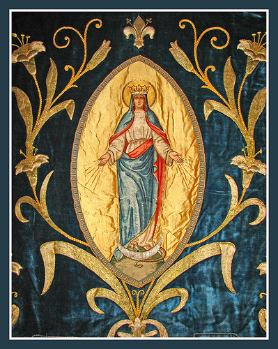 Solemnity of the Immaculate Conception   Tuesday, 8 December, 6PM