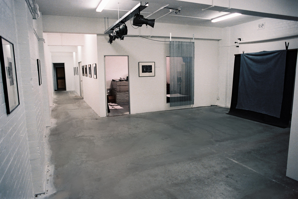 Our first Headshot studio in the mid 1990's at 106 Edward Street Brisbane.