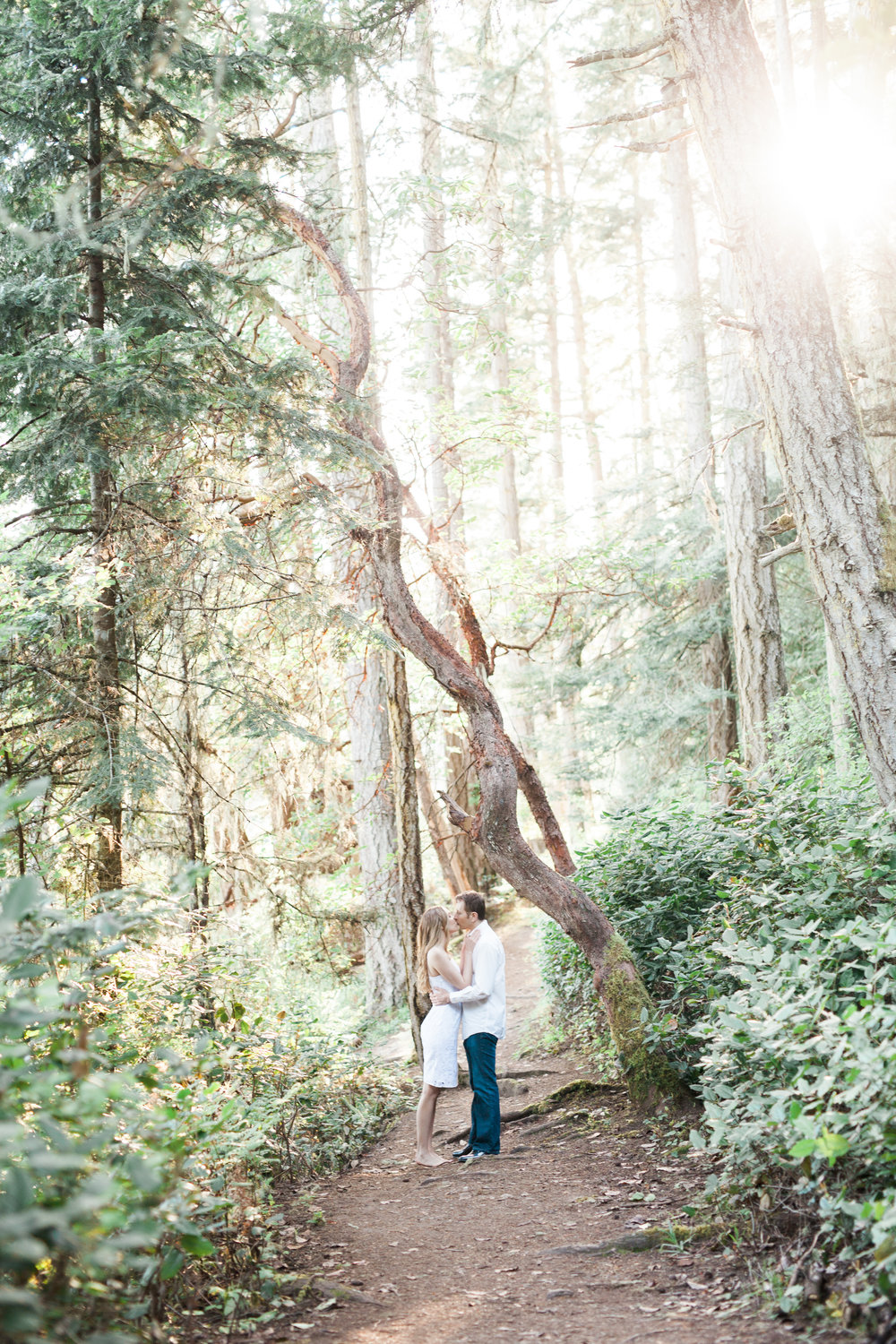 Victoria & Vancouver Engagement Photography