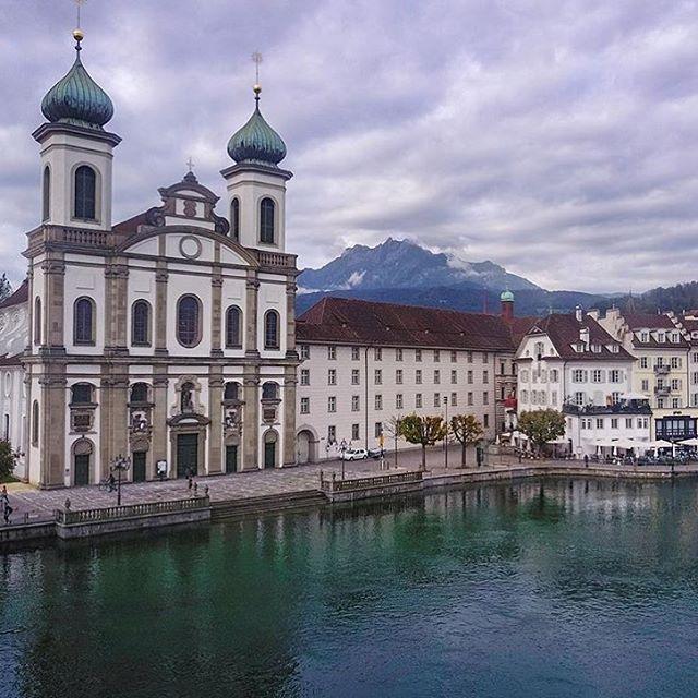 Luzern, you were lovely! #europeroadtrip2017