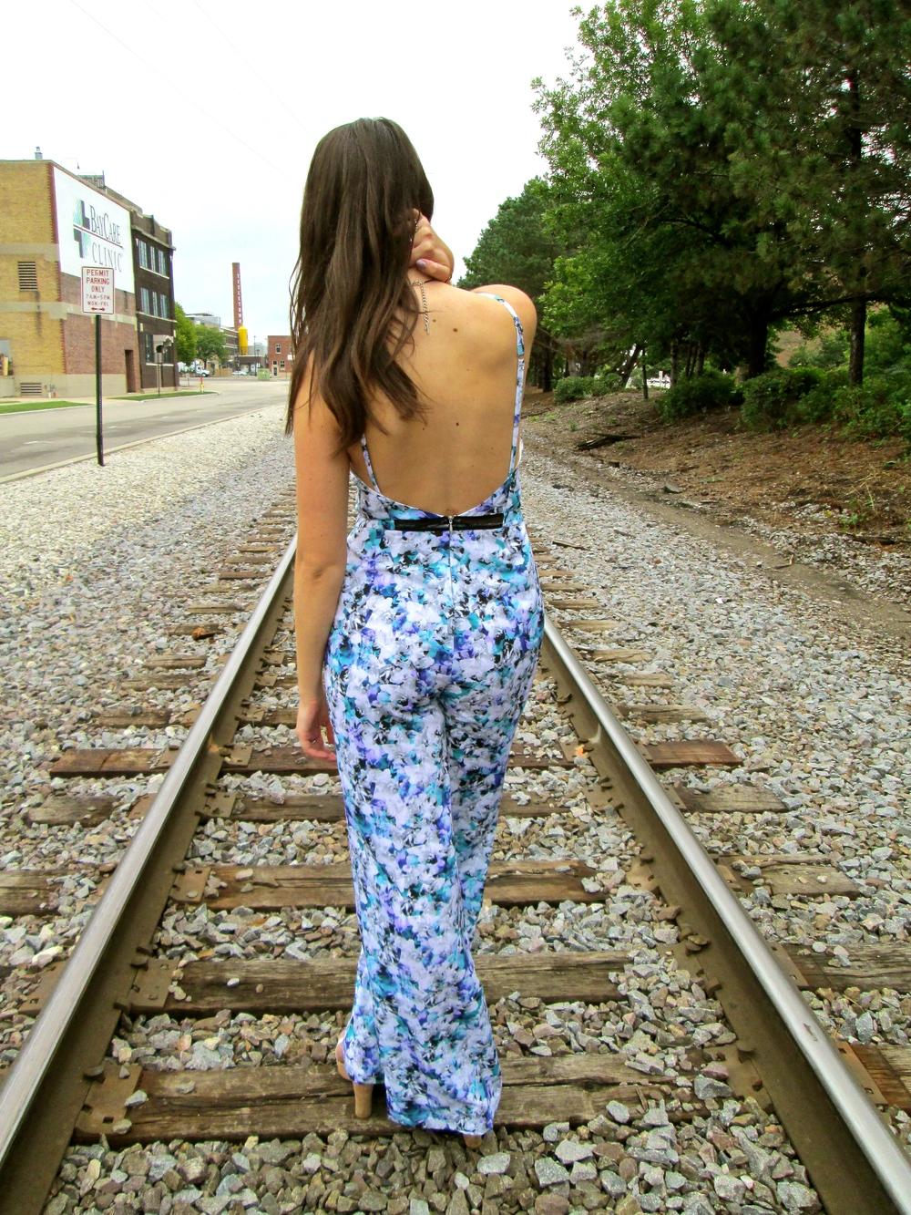 Florals + Jumpsuits