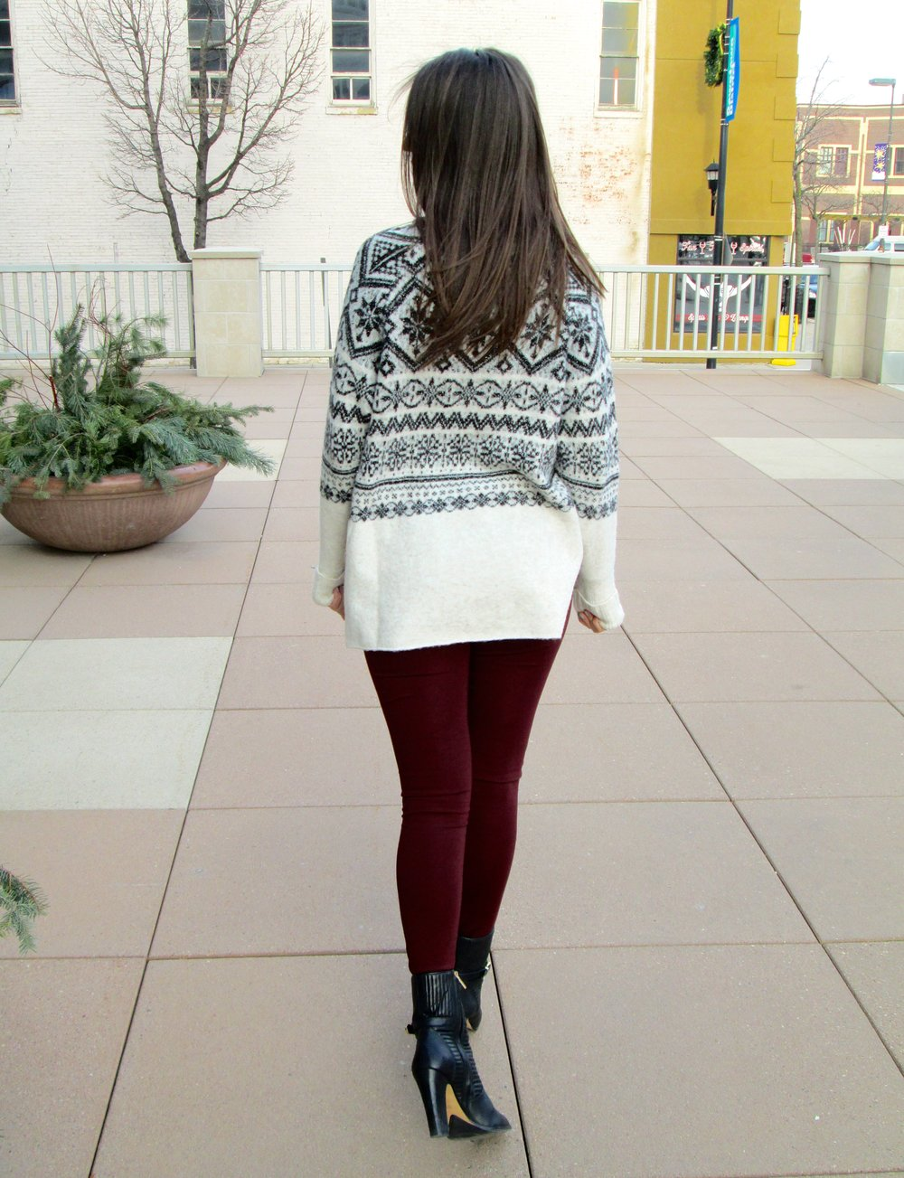 The Perfect Fair Isle Sweater