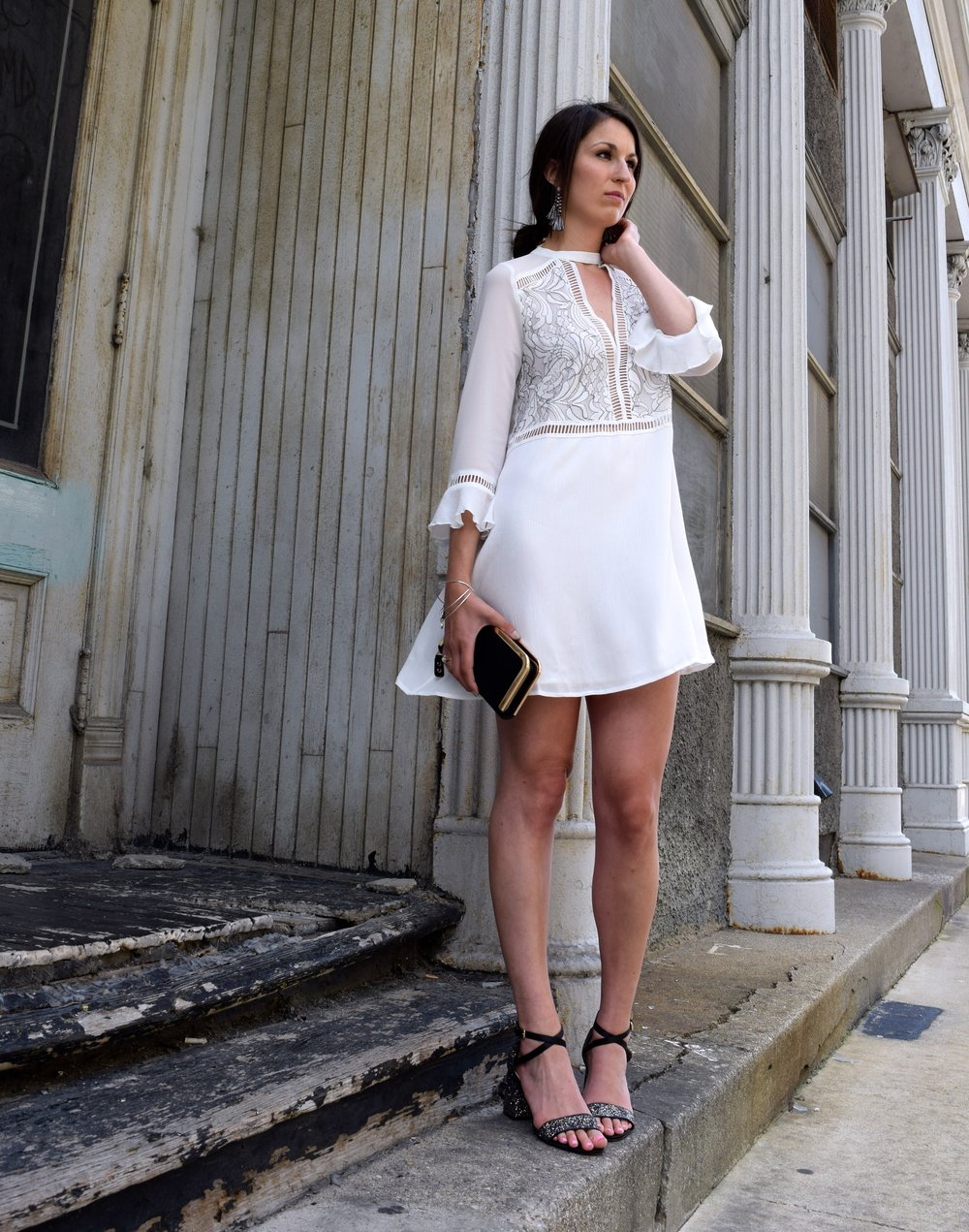 LWD: Little White Dress