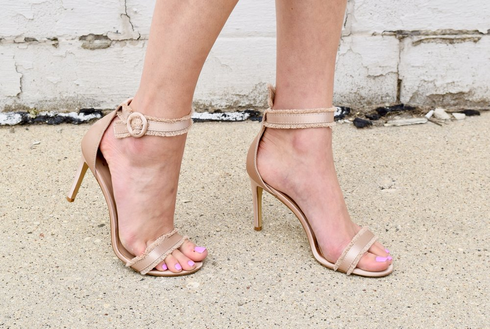 The Perfect Nude Heel