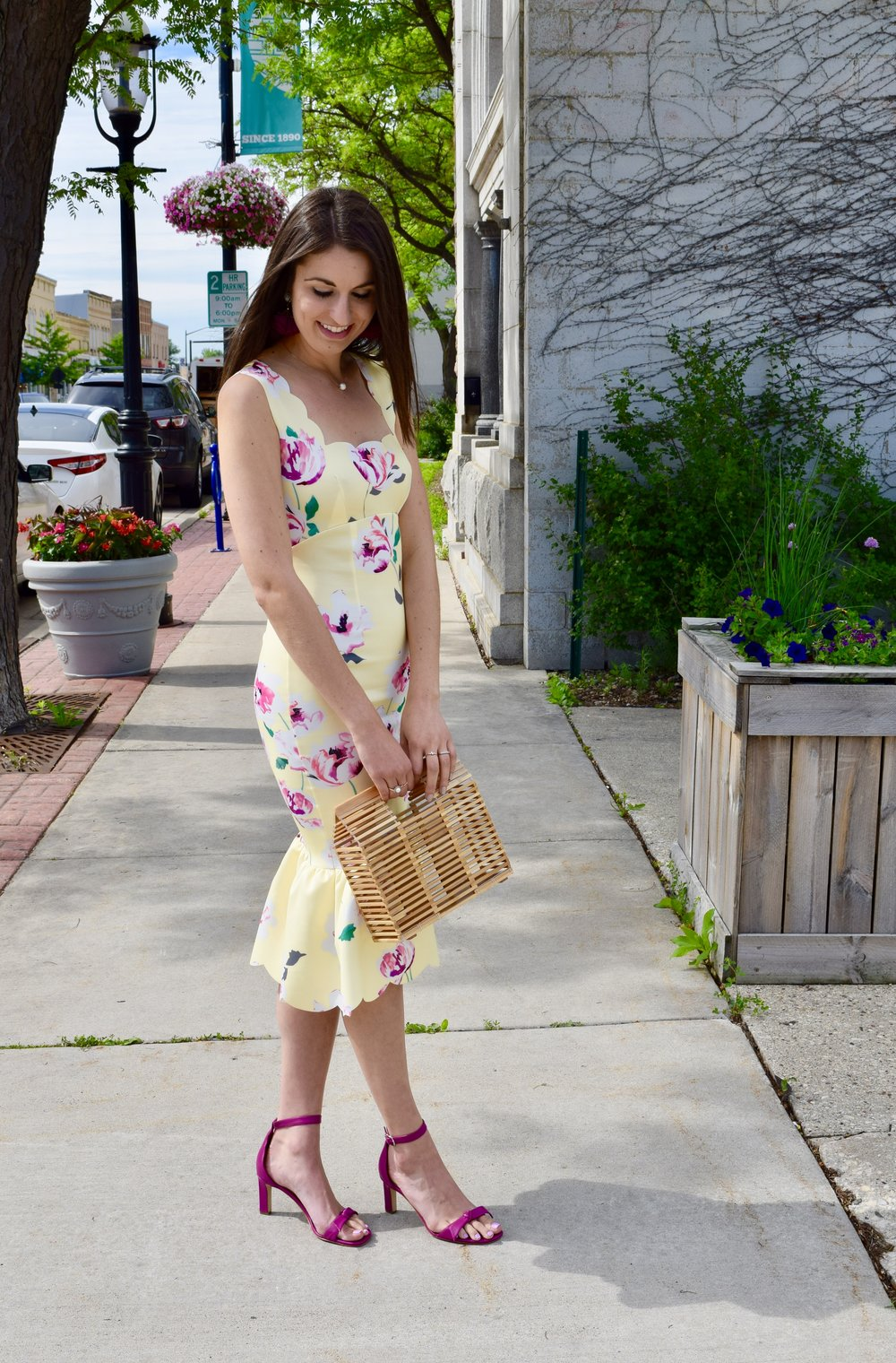 Summer of Midi Dresses