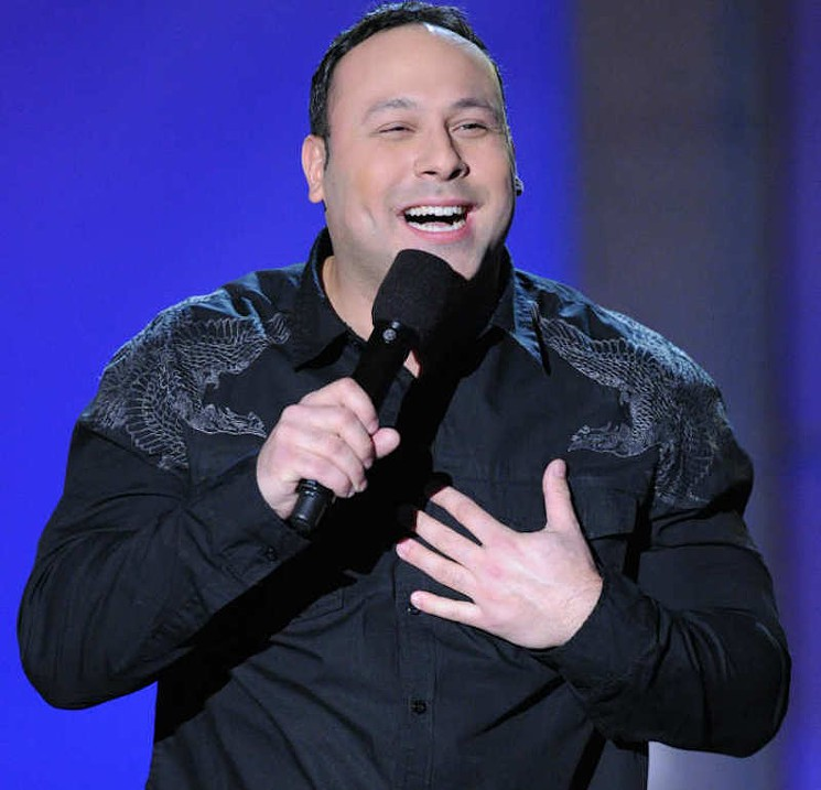 Mark Viera at Fort Lauderdale Improv