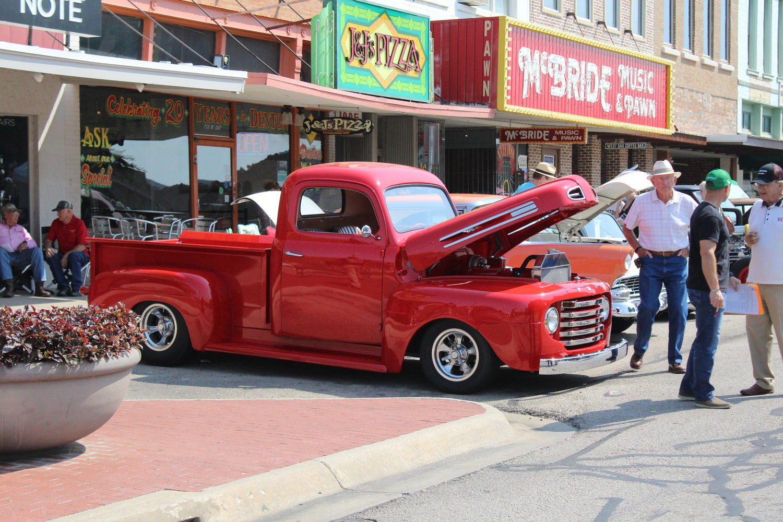 Recap Arts Autos 2017 Extravaganza Denton Main Street Association 1941 Mercury Pick Up