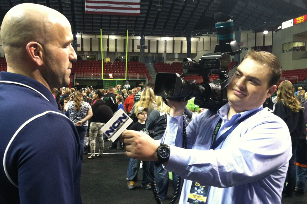 Interviewing Mike Davis of the Nebraska Danger
