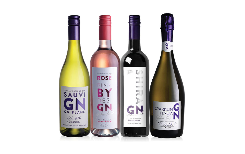 INVIVO Wines - Graham Norton Wine Range
