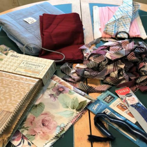 Barbara Taylor - Textiles