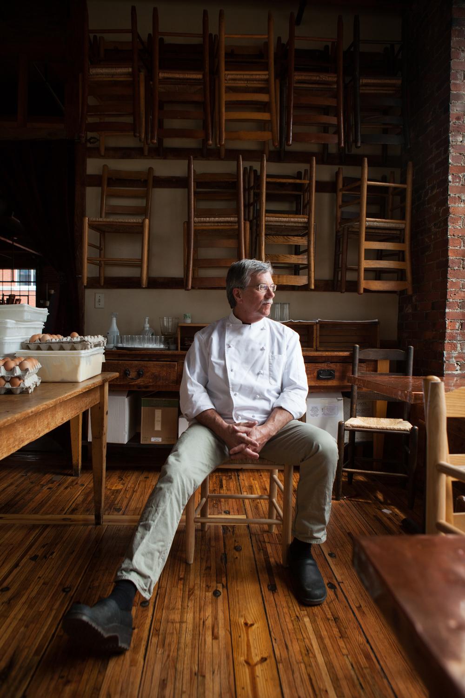 Chef Sam Hayward