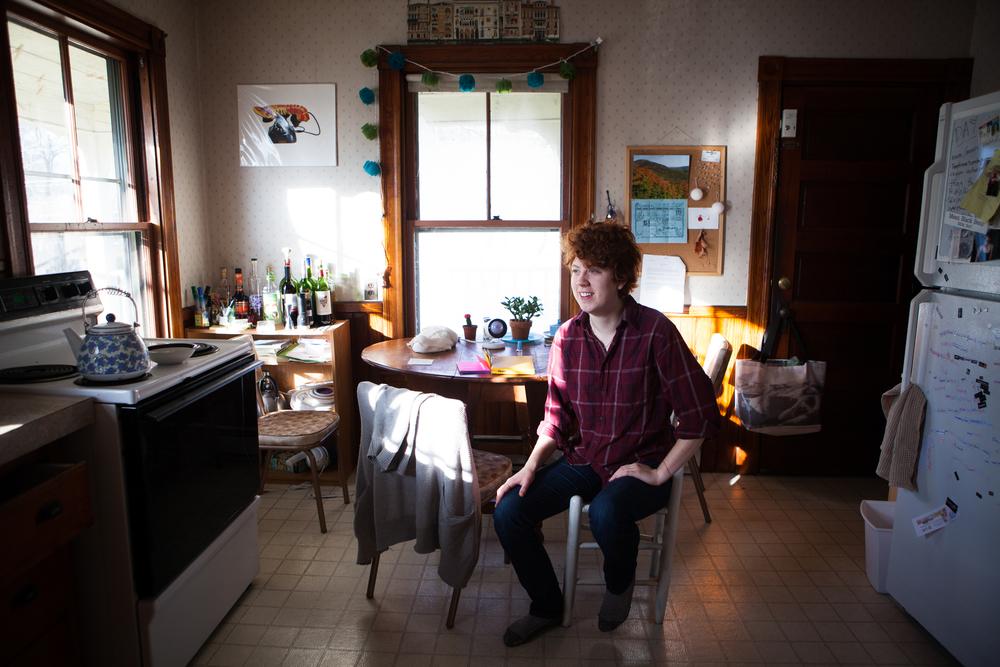 Harper, 21- student
