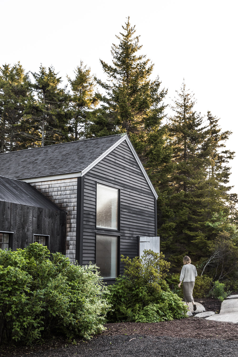 Soot House, Maine
