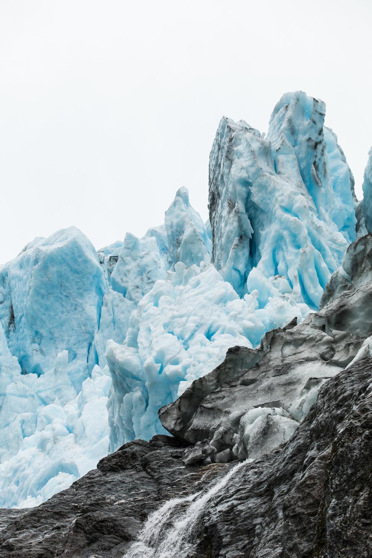Condor Glacier- Patagonia