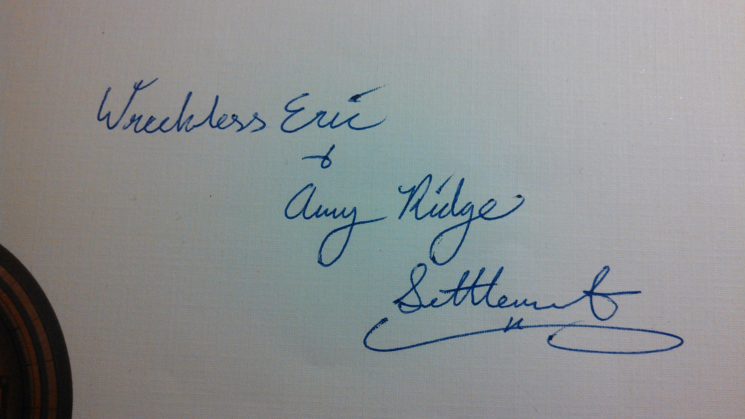 mrs. ridge