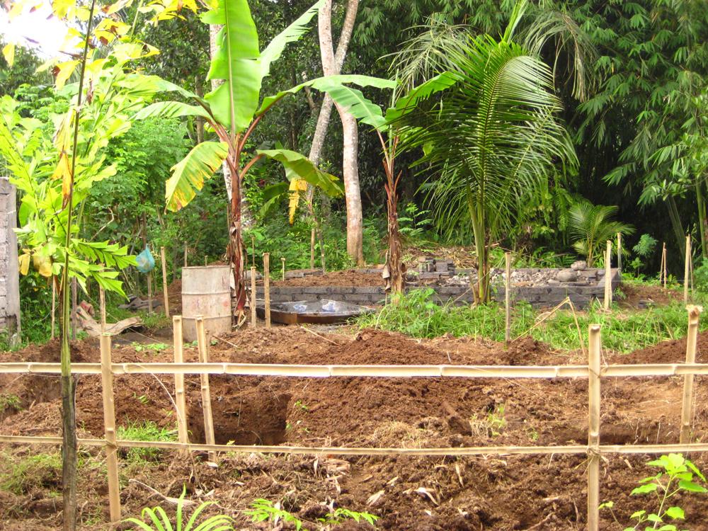 Lumbung construction