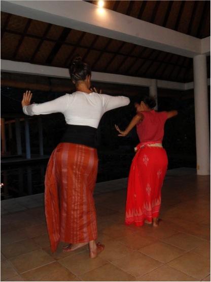 Balinese dance Legong1
